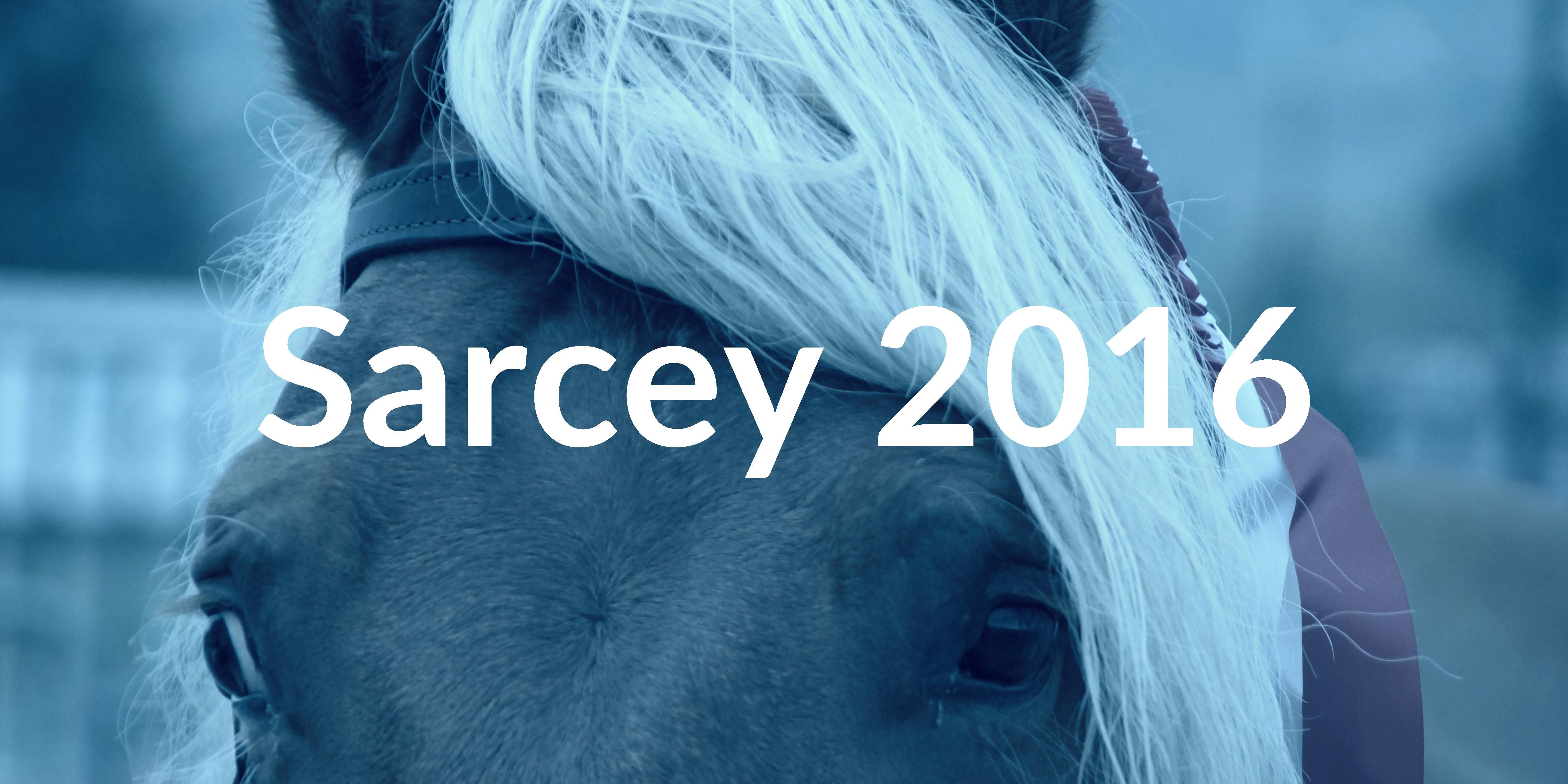 sarcey 2016